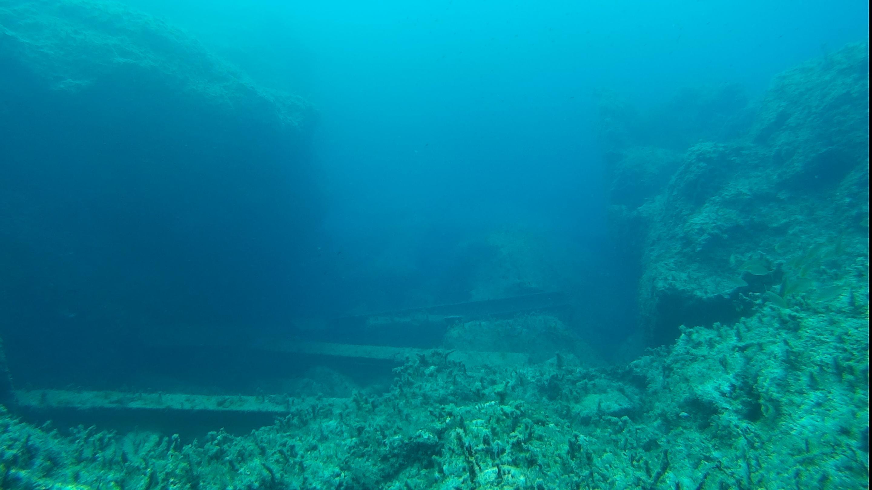 Cirkewwa dive site