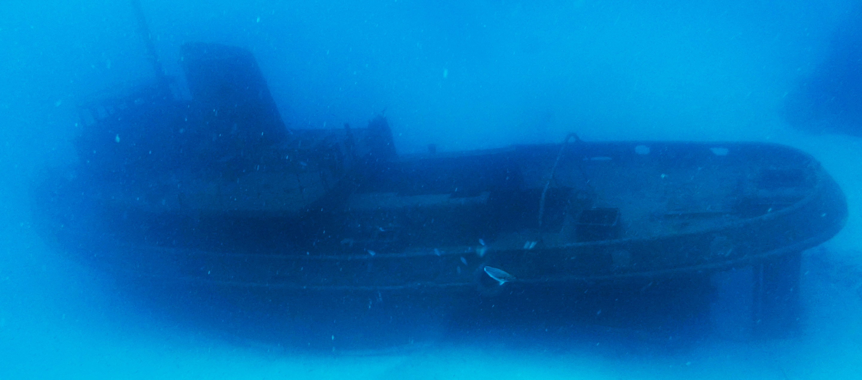 Tugboat Rozi wreck