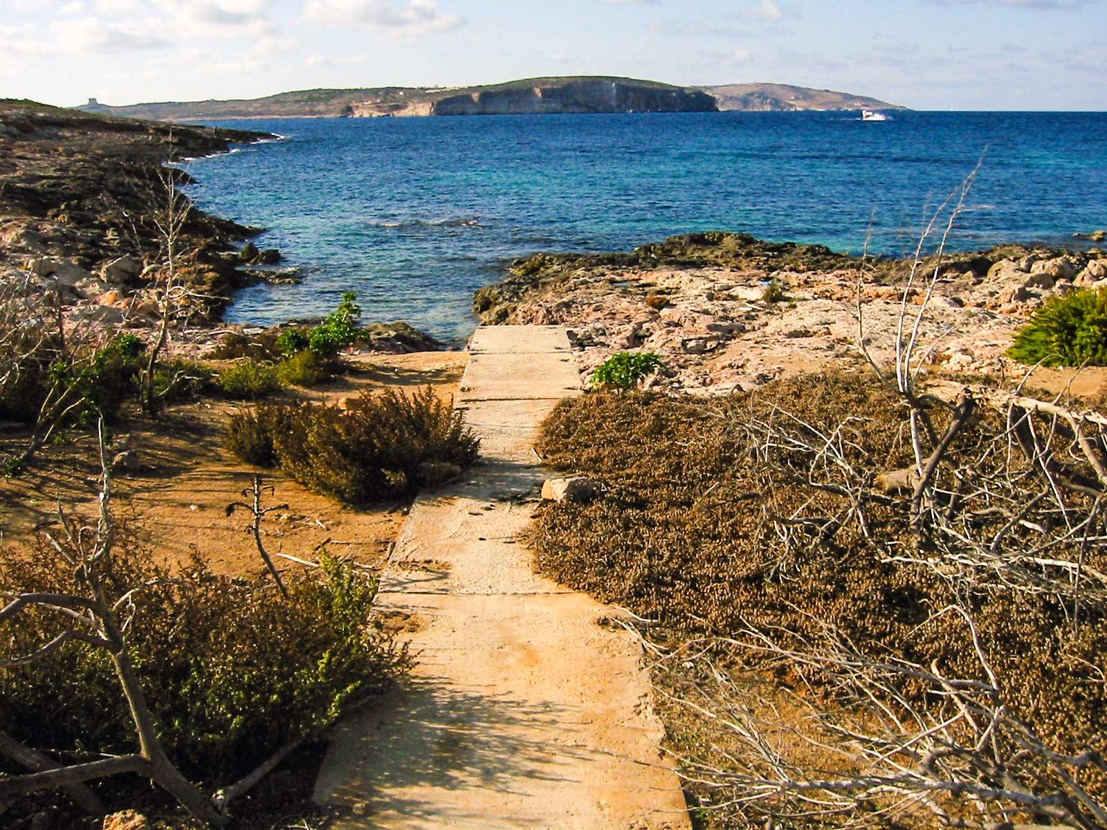 L'Ahrax Point bay