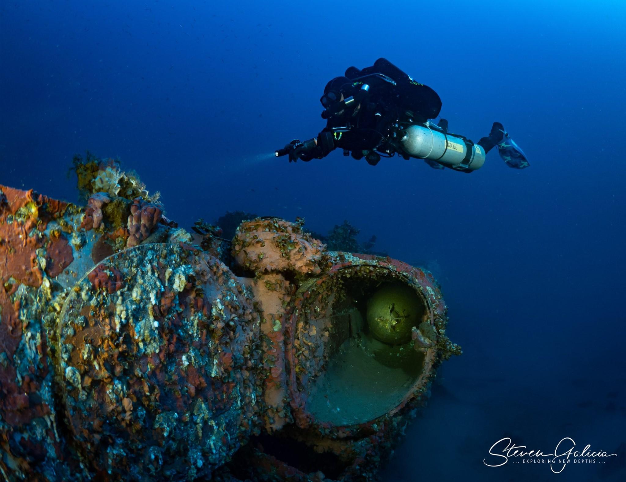 S31 Schnellboot, torpedo [Steven Galicia]