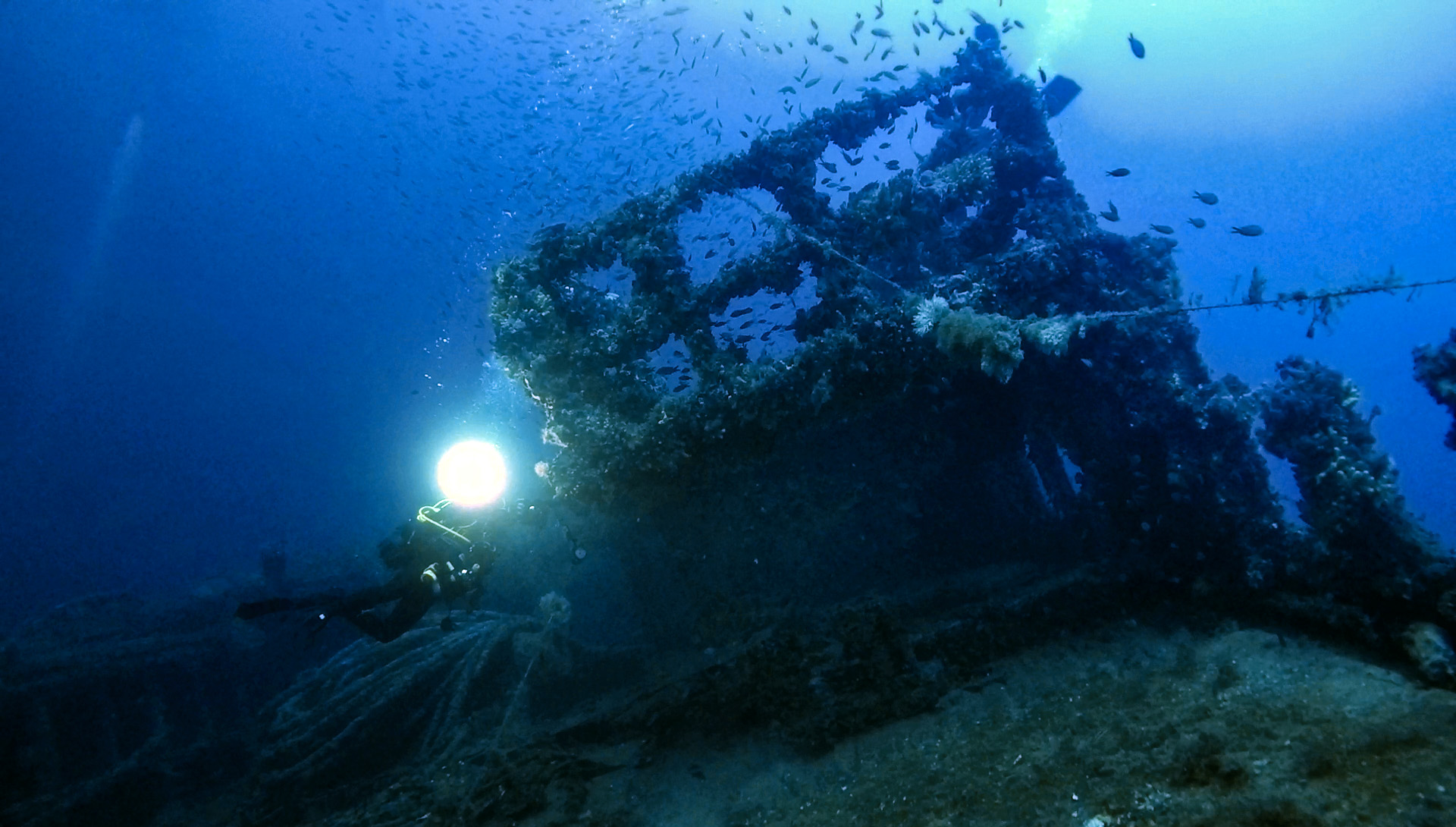 Le Polynesien wreck