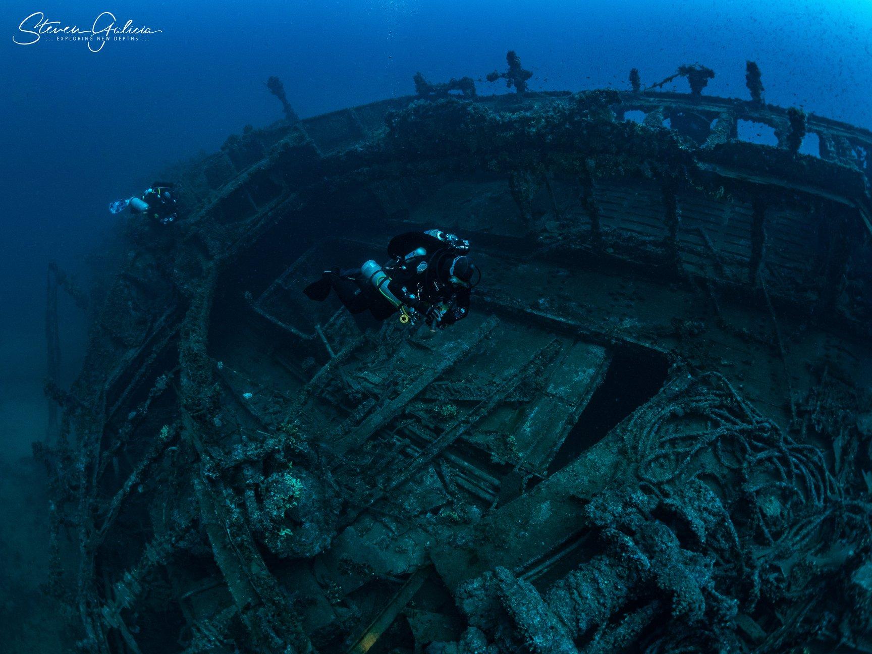SS Polynesian [Steven Galicia]