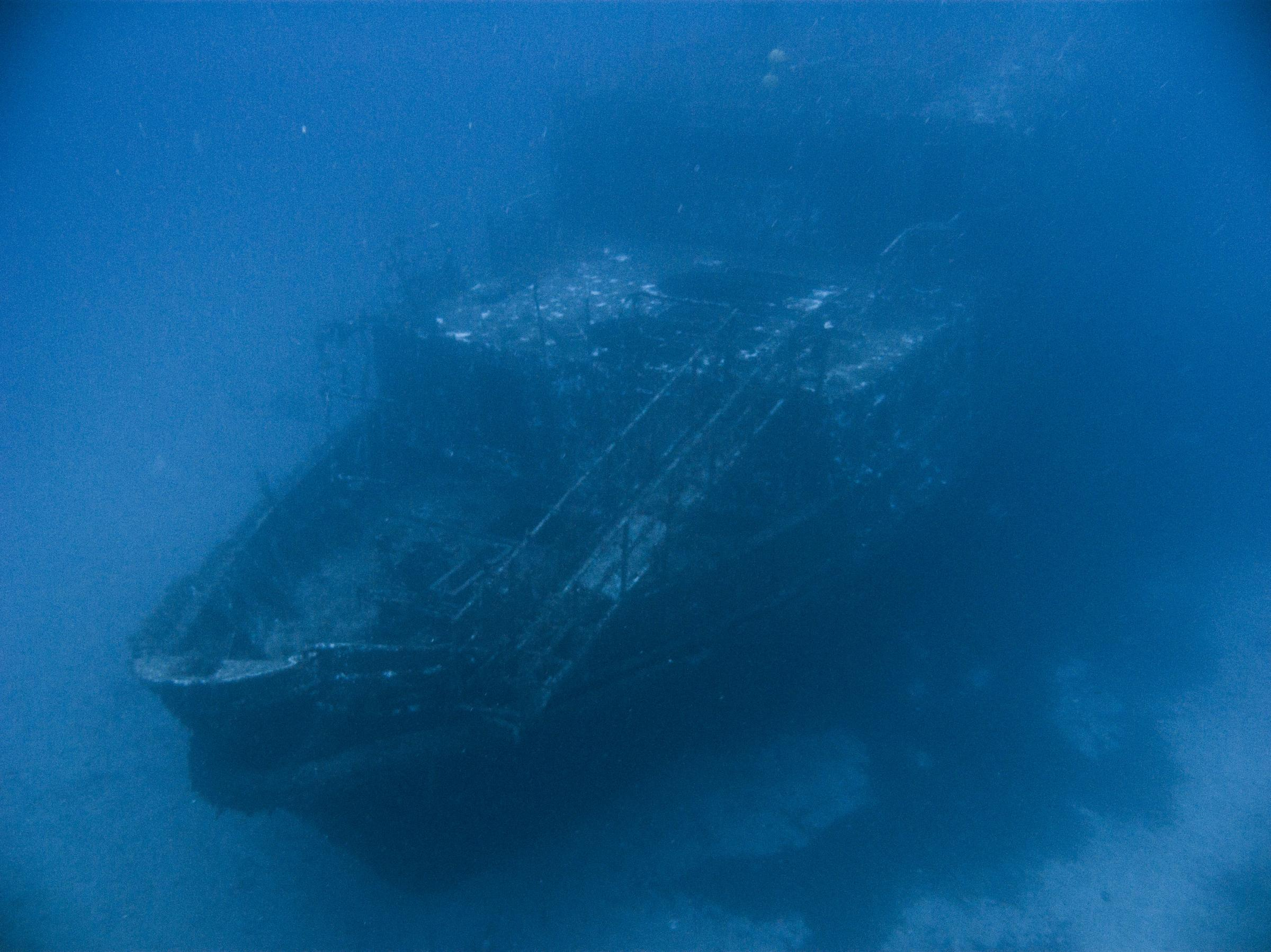 MV Karwela wreck at Gozo