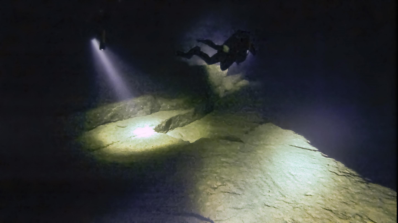 End of Billinghurst Cave