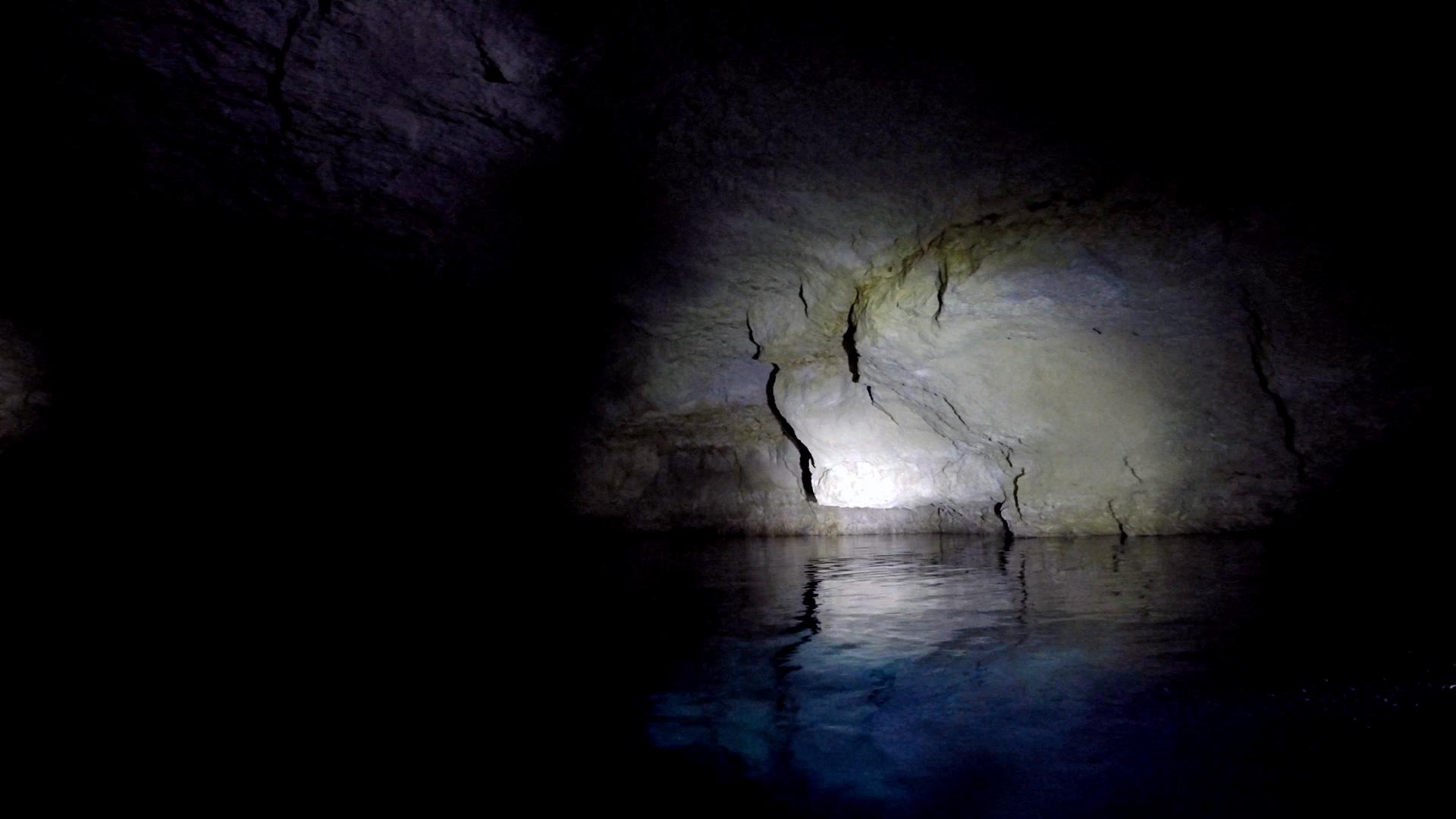 Billinghrst Cave air pocket