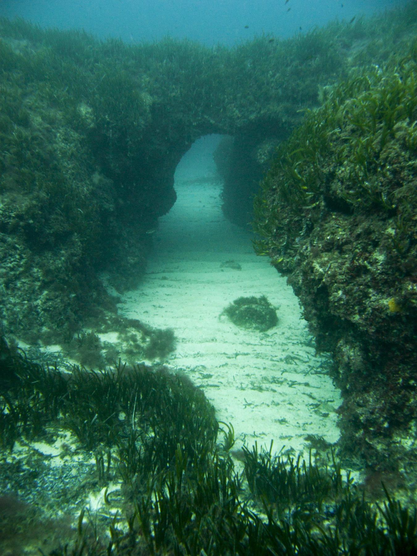 Qawra Point Arch