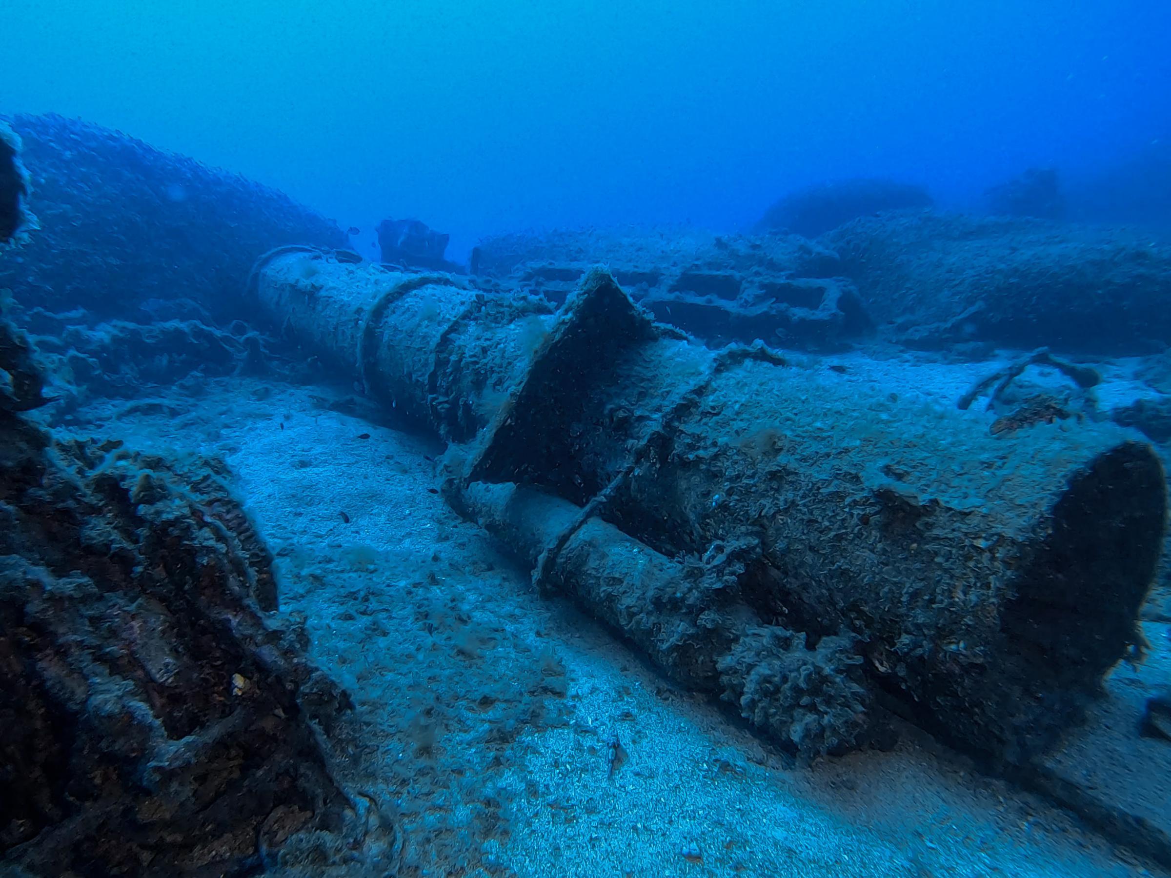 Torpedo Tube [Adam Sant]