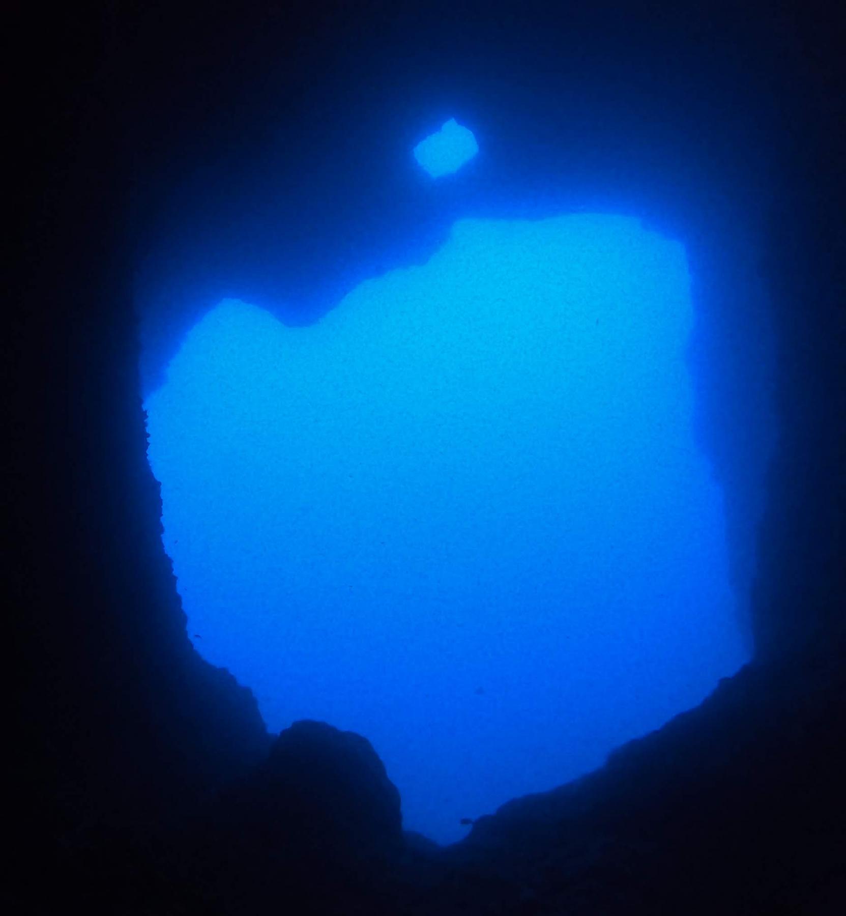 Cave Exit [Adam Sant]