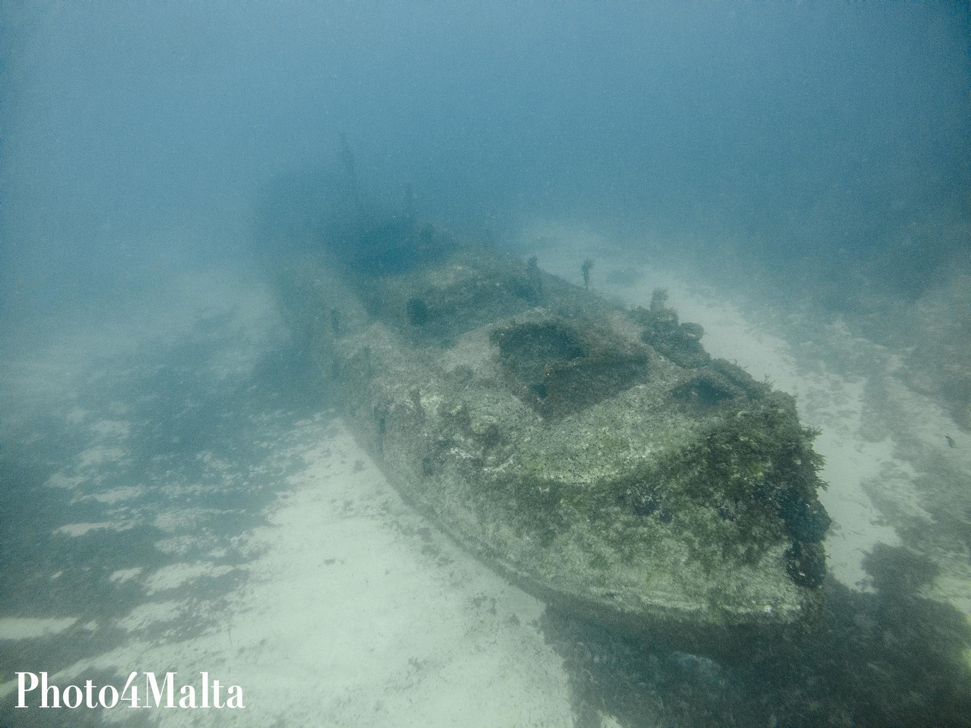 Whole wreck [Arkadiusz Srebnik]