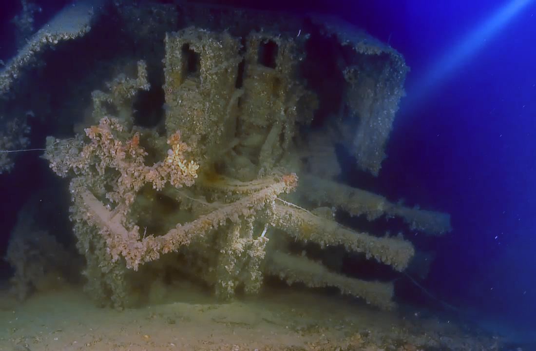 ORP Kujawiak / HMS Oakley
