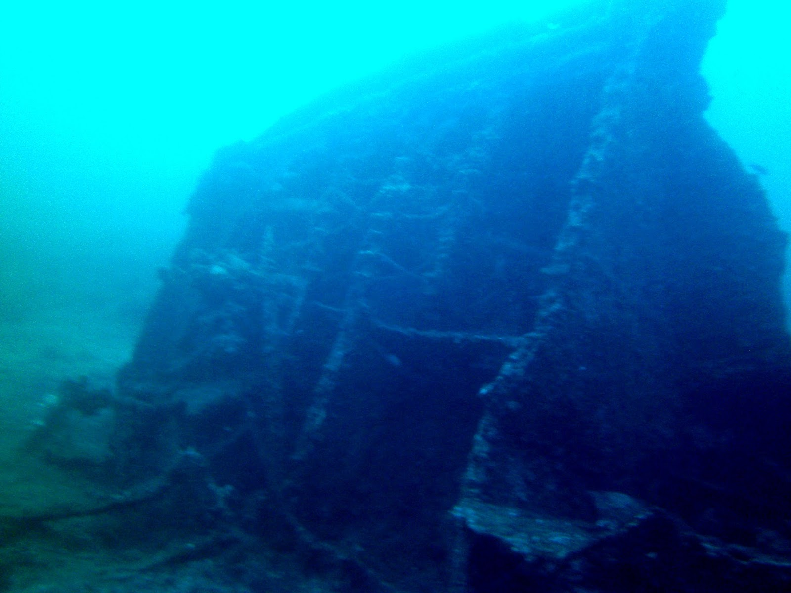 Casper wreck [Tech Diving Malta]