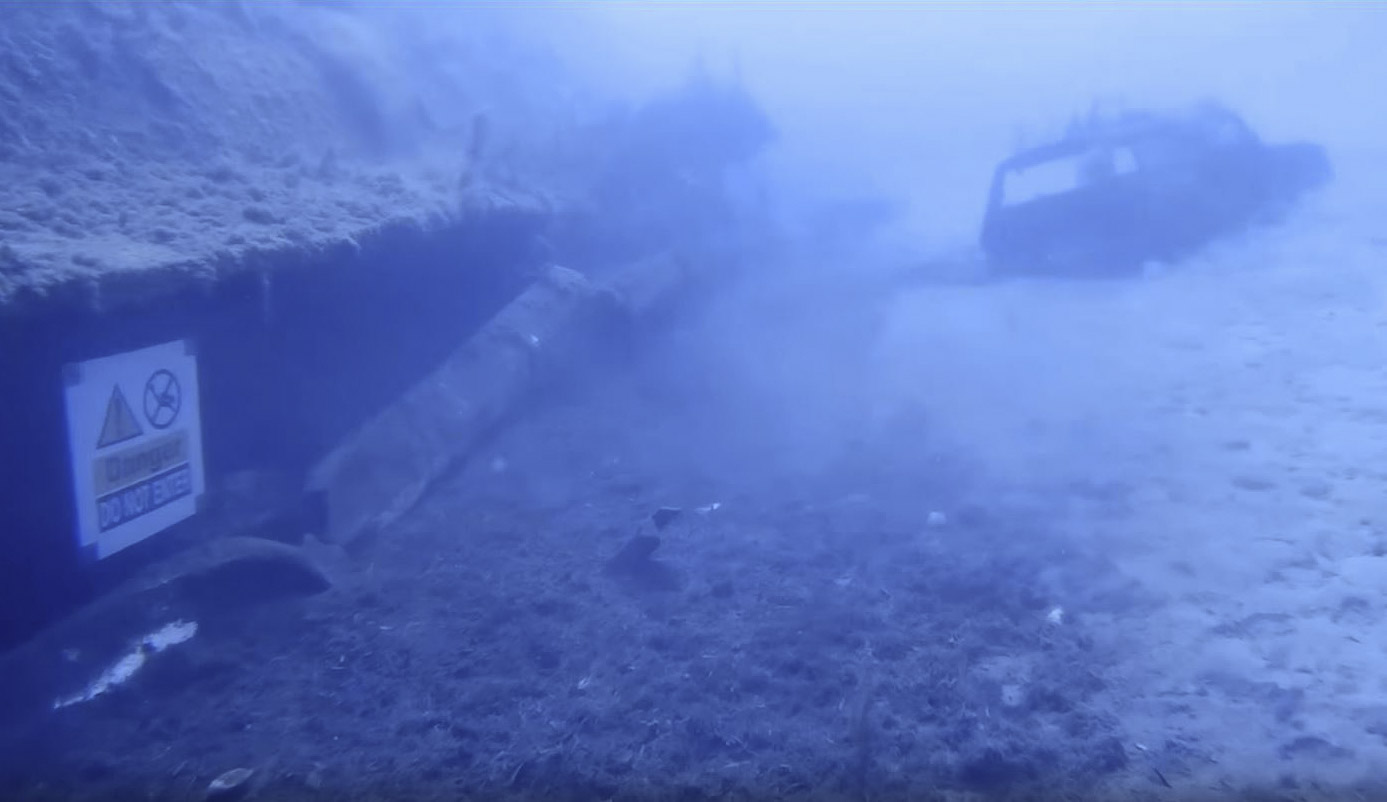 MV Xlendi wreck