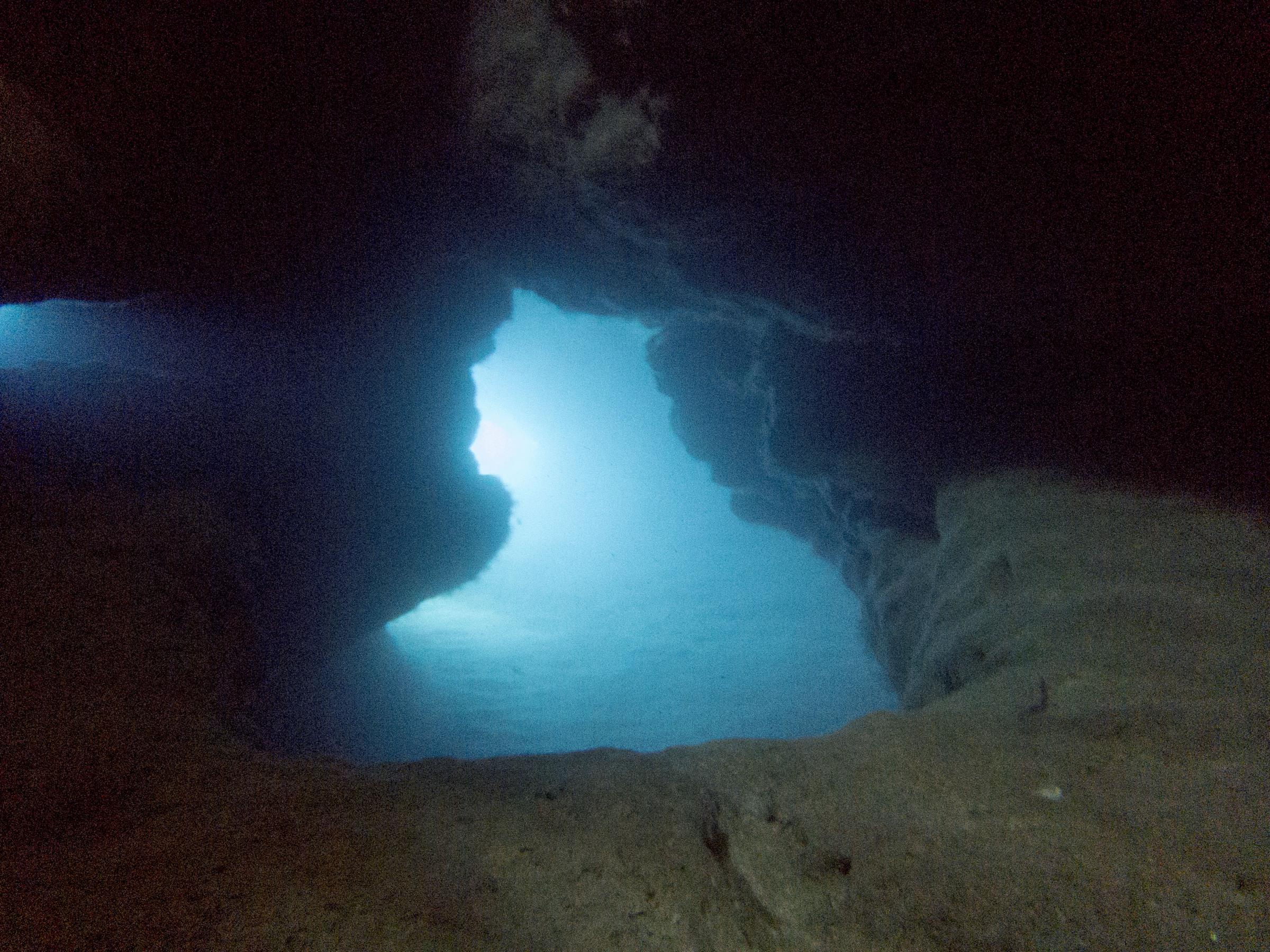 Santa Marija Caves in Comino